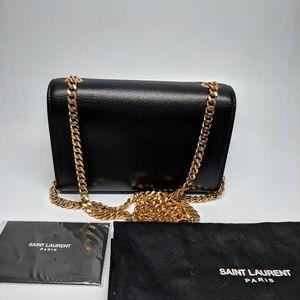 Saint Laurent Bags - SOLD Saint Laurent Small Kate Tassle Bag